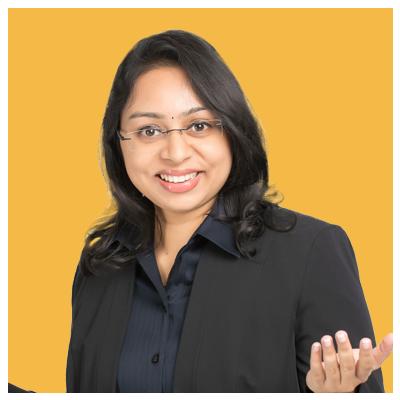 Ms. Sreevidhya Santhosh